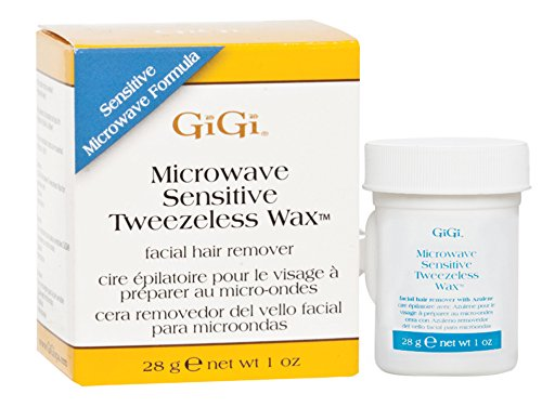 GIGI Sensitive Tweezeless Wax Microwave - GG0893
