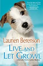 Live and Let Growl (A Melanie Travis Mystery Book 19)