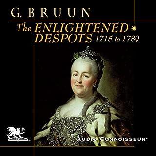 The Enlightened Despots audiobook cover art