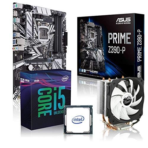 Memory PC Aufrüst-Kit Bundle i7-8700K, 16 GB DDR4, ASUS Prime Z390-P, fertig montiert und getestet