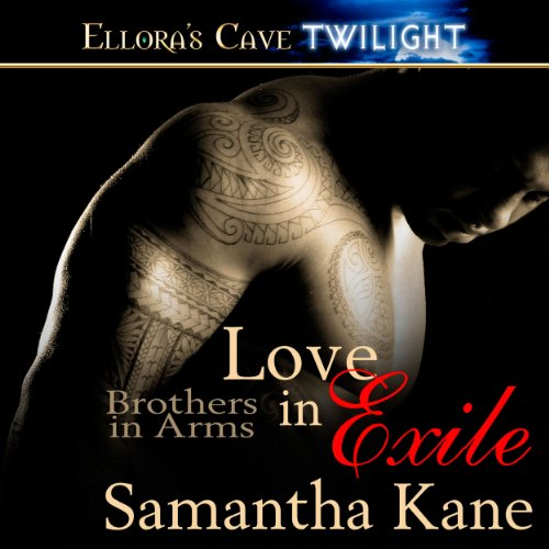 Love in Exile audiobook cover art