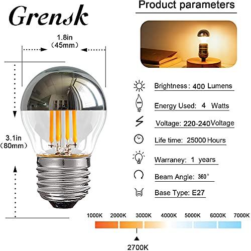 Grensk Bombillas LED