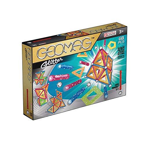 Geomag, Classic Glitter 533, Magnetkonstruktionen und Lernspiele,...