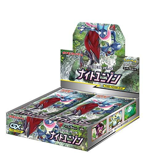 ポケモンカードゲームサン&ムーン 強化拡張パック ナイトユニゾン [BOX]