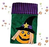 LTGABA Bolsas de Dulces de Halloween, Truco o Trato con cordón Bolsas de Dulces Regalo Goodie Halloween para Suministros Fiesta niños y niñas,Halloween Gifts
