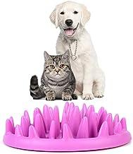 Smandy Almohadillas para Perros Marr/ón M Estera Impermeable para la orina Orina de la Cama Estera Reutilizable para el Entrenamiento del Perro Estera de alimentaci/ón Lavable Alfombra de Whelping