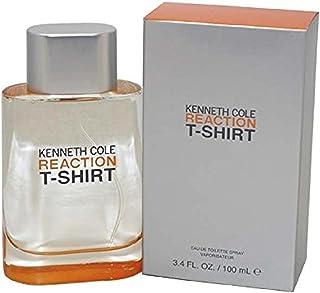 كينيث كول رياكشن تي شيرت - عطر للرجال - او دي تواليت، 100 مل
