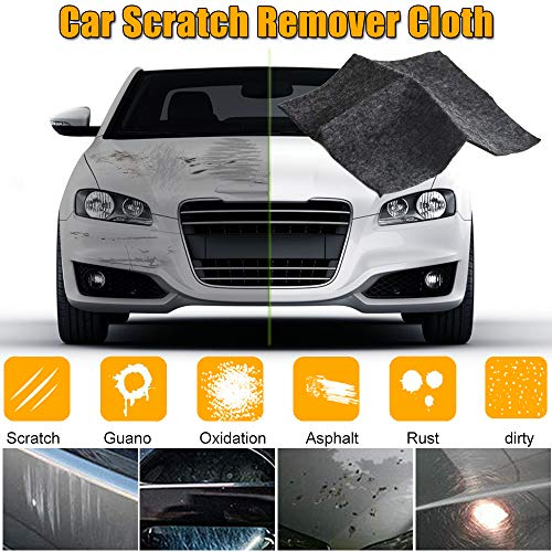 YOOHE Multipurpose Car Scratch Remover Cloth, Magic Paint Scratch Removal, Car Scratch Repair...