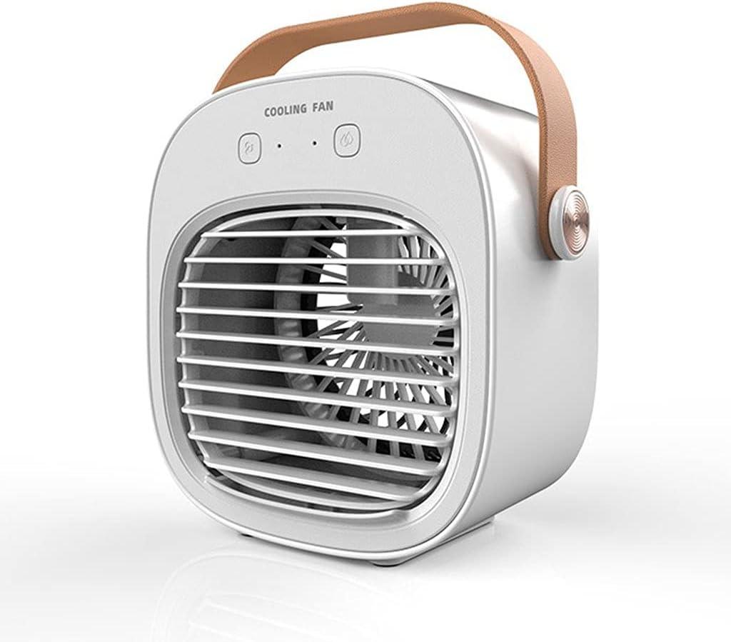 Jetamie Portable Desktop Rare Air-Conditioning Water Super-cheap Fan Ai Mist Mini