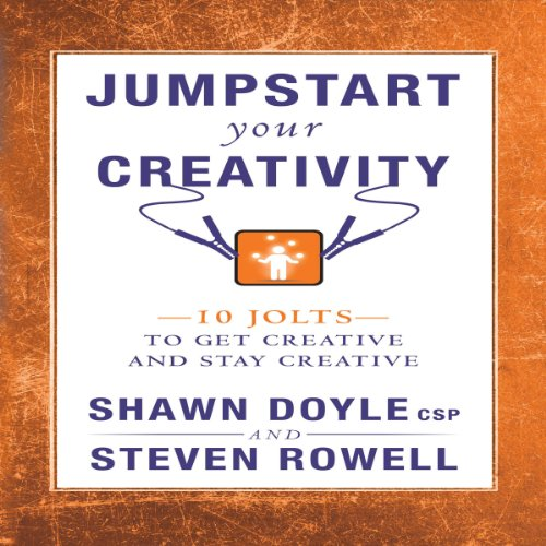 Jumpstart Your Creativity cover art