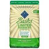 Blue Buffalo Blue Basics Limited Ingredient Grain Free Lamb & Potato Adult Dog Food, 22 lbs.