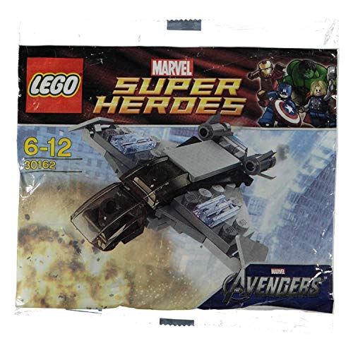 LEGO Marvel Superheroes Quinjet #30162 by Super-Heroes