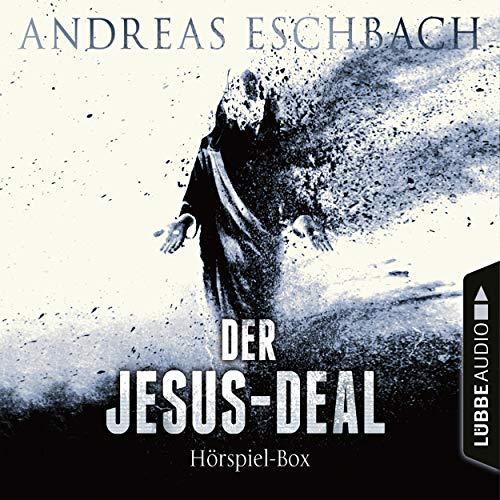 Page de couverture de Der Jesus-Deal. Die kompletter Hörspiel-Reihe