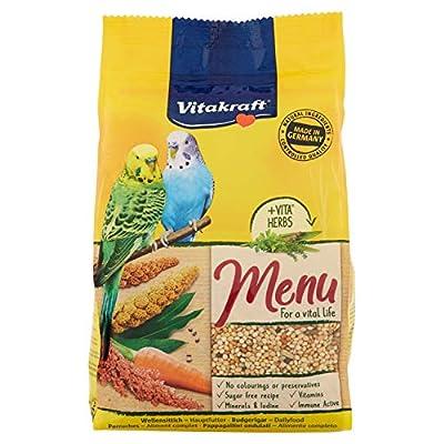 Budgie Food 500g by Vitakraft