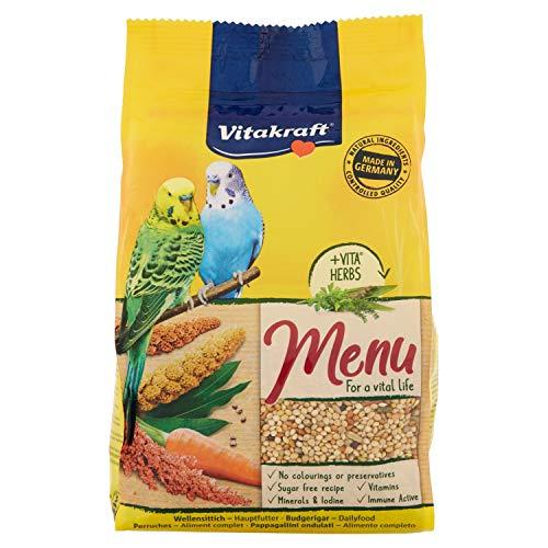 VITAKRAFT alimento completo para periquitos bolsa 500 gr