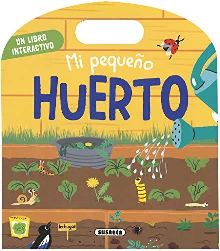 Mi pequeño huerto (Mi primer libro interactivo)