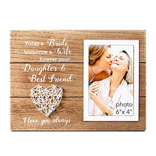 Vilight Mother of Bride Gifts from Daughter - Mom Wedding Picture...