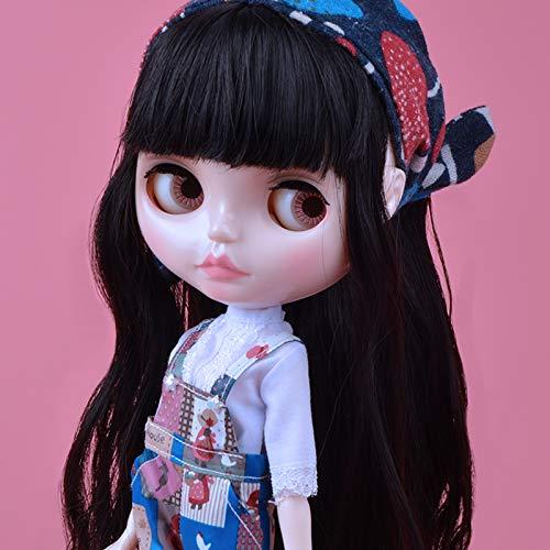 YUMMON el de 12 Pulgadas muñeca Desnuda es Similar a la muñeca del bjd Blyth, muñecos Personalizados se Pueden Cambiar Maquillaje y Vestido de muñecas DIY YM07