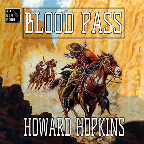 Blood Pass audiobook cover art
