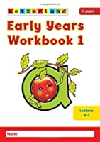 Early Years Workbooks: No. 1-4 (Letterland S.)