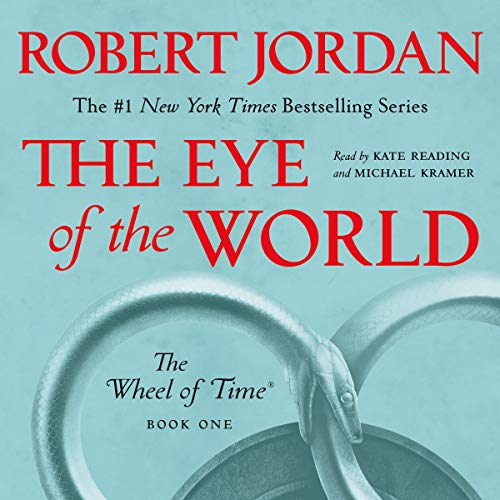 Page de couverture de The Eye of the World