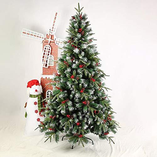 TTIK Árbol de Navidad Artificial Pino Maxi-Relleno PVC Abeto para...