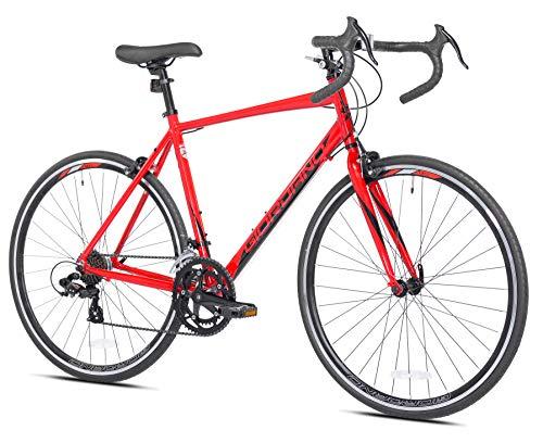 700c Giordano Aversa Road Bike, Blue, Medium