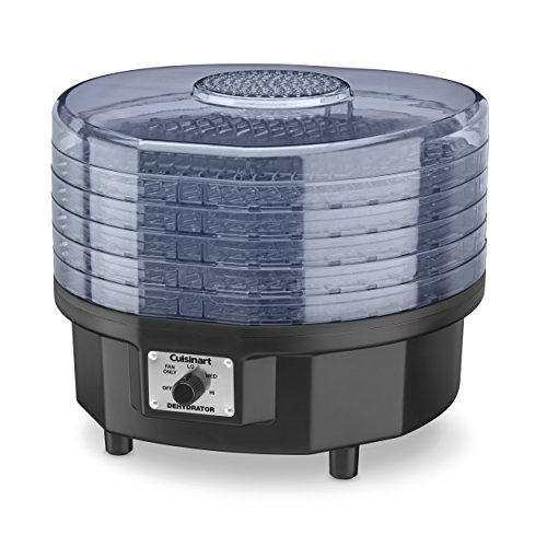 Cuisinart DHR-20 Food Dehydrator, Steel Gray