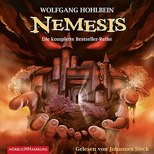 Nemesis - Die komplette Bestseller-Reihe Titelbild
