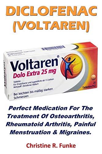 Price comparison product image Diclofenac (Voltaren)