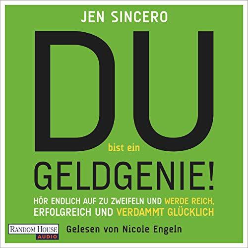 Du bist ein Geldgenie! audiobook cover art