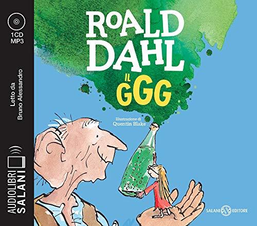 Il GGG - Audiolibro CD MP3