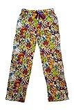 Nickelodeon Character Graphic Mens Sleep Lounge Pants (X-Large (40-42))