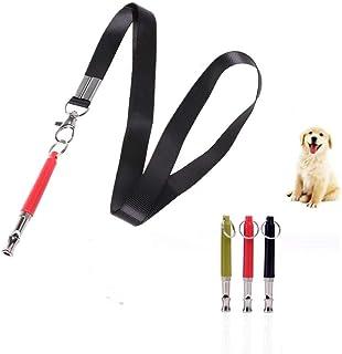 犬笛 超音波 クリッカー 犬しつけ 訓練 トレーニング ペット用品 音階調節 ロープ付き