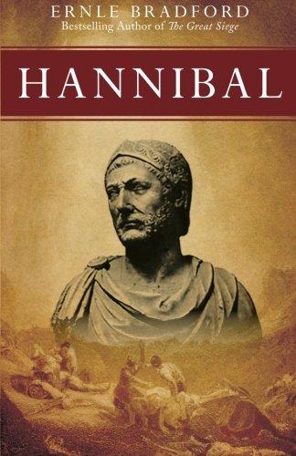 Hannibal by Ernle Bradford (2014-08-19)