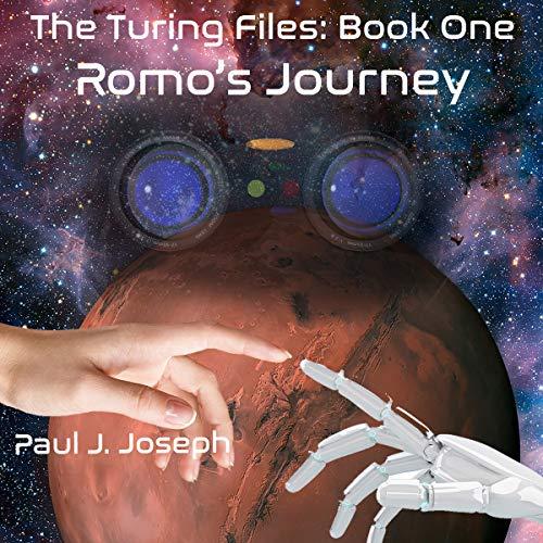 Romo's Journey audiobook cover art