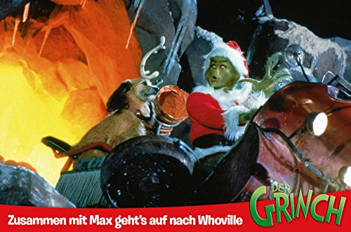 Der Grinch (4K Ultra HD) (+ Blu-ray 2D)