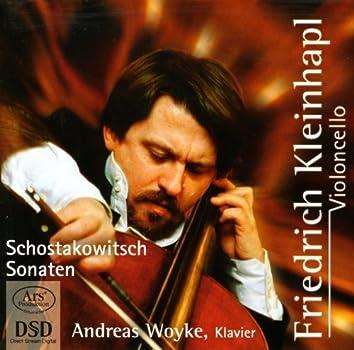 Shostakovich, D.: Cello Sonata, Op. 40 / Viola Sonata, Op. 147 (Arr. for Cello and Piano)