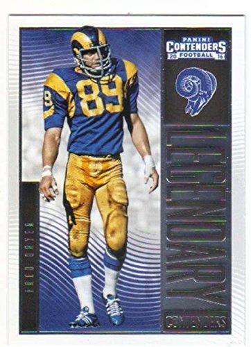 2016 Panini Contenders Legendary Contenders #18 Fred Dryer Los Angeles Rams Football Card