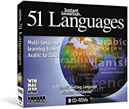 Instant Immersion 51 Languages