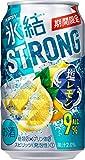 キリン 氷結ストロング 塩レモン [ チューハイ 350ml×24本 ]