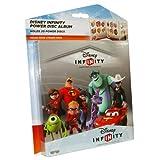 Disney Infinity Power Disk Album - Holds 20 (PS3/Xbox 360, Nintendo Wii U/Wii/3DS) (輸入版)