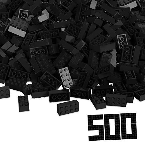 Simba 264.462.094,9cm Blox 8-Stud Nero Building Blocks Set (Pezzi)