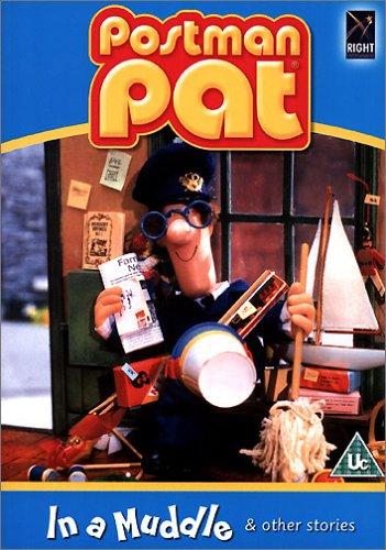 Postman Pat In A Muddle [UK Import]