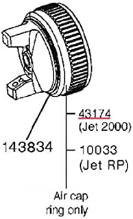 SATA SPRAY EQUIPMENT   AIR CAP RING F/SATA JET 2000   SQ43174