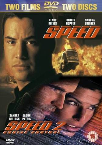 Speed 1 & 2 Duopack DVD [Reino Unido]