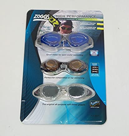 Zoggs High Performance Swimming Goggles Designed To Enhance Your Swim by Zoggs