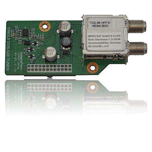 GigaBlue DVB-S2X Multistream Tuner
