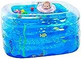 MRWJ Piscina para bebés, Piscina Infantil Inflable...