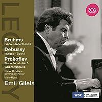 Legacy: Emil Gilels Plays Brahms/Debussy & Prokofi